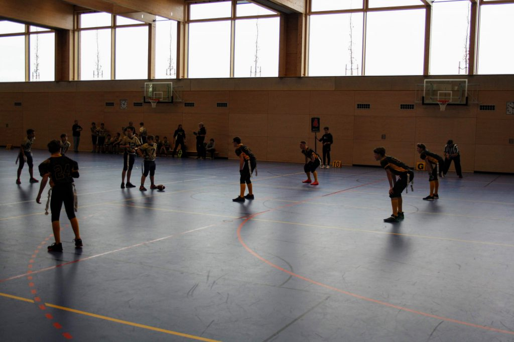 Heimturnier Lions vs Bulls