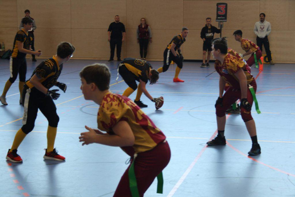 Heimturnier Lions vs Phoenix